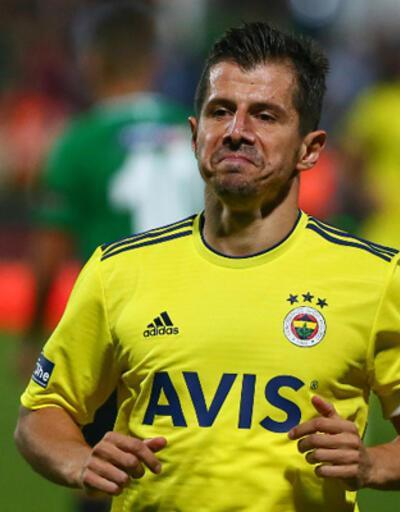 Emre Belözoğlu takımla çalışmalara başladı
