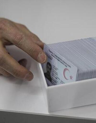 Kimlik kartlarında yeni dönem başlıyor