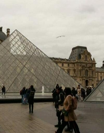 Paris'te Da Vinci rüzgarı