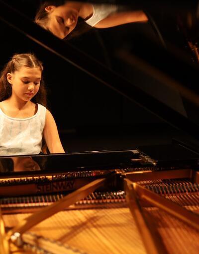 Mozart'ın 11 yaşında bestelediği eseri aynı yaşta çalacak