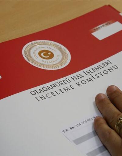 OHAL Komisyonunun karar sayısı 92 bin oldu