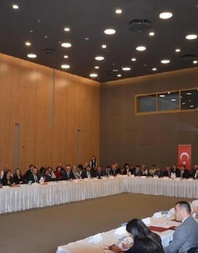 "Marmara'nın ""acil sağlığı"" Bursa'da ele alındı"
