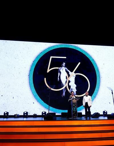 56. Antalya Altın Portakal Film Festivali'nde onur ödülleri sahiplerini buldu