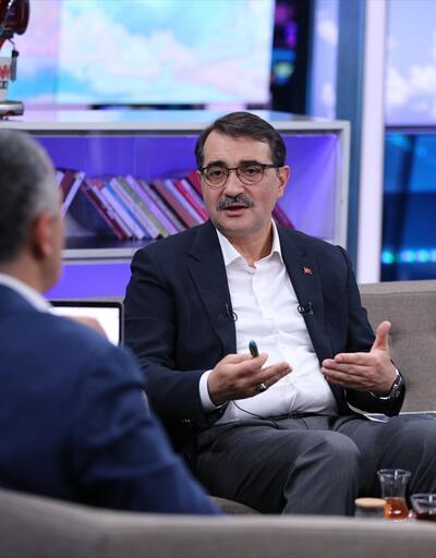 Enerji ve Tabii Kaynaklar Bakanı Fatih Dönmez'den flaş Doğu Akdeniz açıklaması
