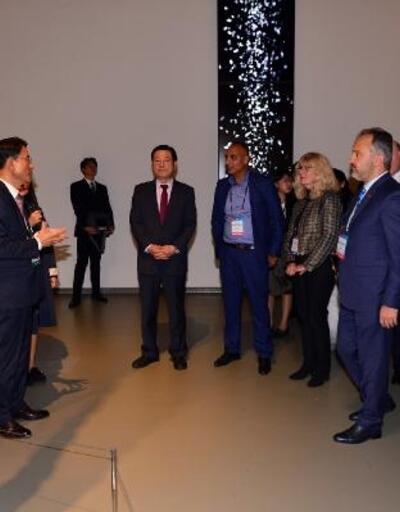Bursa'daki akıllı uygulamalar Güney Kore'de anlatıldı