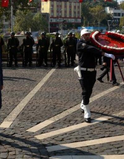 Kahramanmaraş'ta 29 Ekim kutlamaları başladı