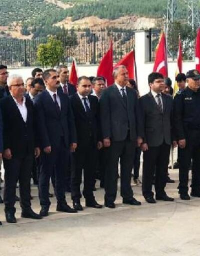 Nurdağı'nda 29 Ekim Cumhuyriyet Bayramı