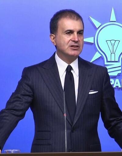AK Parti Sözcüsü Ömer Çelik, Bağdadi operasyonunun detayları anlattı