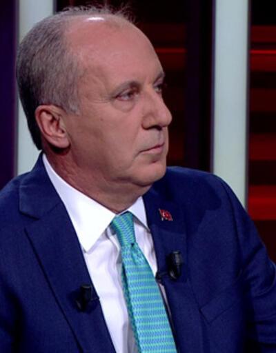 Muharrem İnce, Tarafsız Bölge'de açıkladı! CHP kurultayında aday olacak mı?