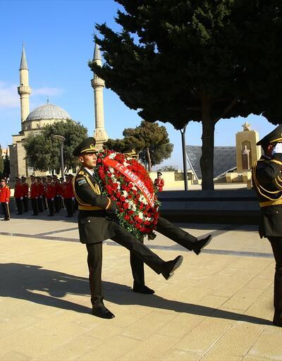 Azerbaycan'da 29 Ekim Cumhuriyet Bayramı kutlanıyor