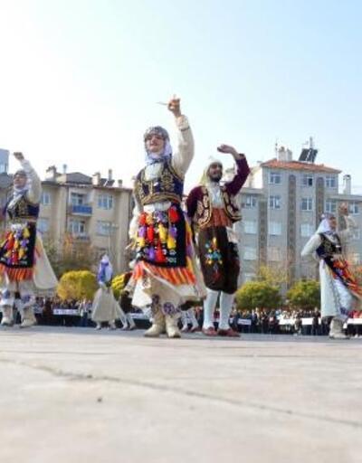 Karaman'da Cumhuriyet Bayramı coşkuyla kutlandı
