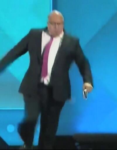 Alman Ekonomi Bakanı böyle düştü
