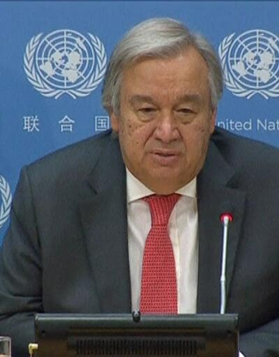 BM Genel Sekreteri İstanbul'a geliyor