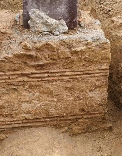 Tarihi su şebekesi bulundu