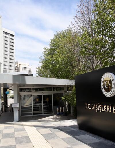 Türk Kızılay yetkilisine silahlı saldırıya kınama