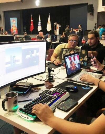Üniversiteli gençlerden, oyun geliştirme sektörüne katkı