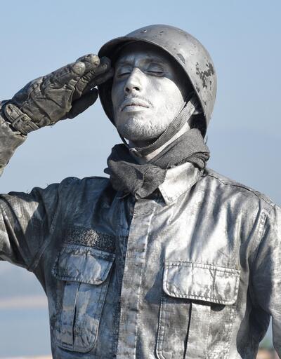 Asker selamlı dünya rekoru