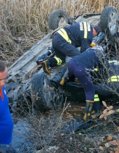 Anne- baba ve kızlarının cansız bedeni 5,5 saat sonra bulundu