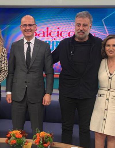"""""""Balçiçek ile Dr. Cankurtaran"""" programının 5. Bölüm özel konuğu Hamdi Alkan!"""