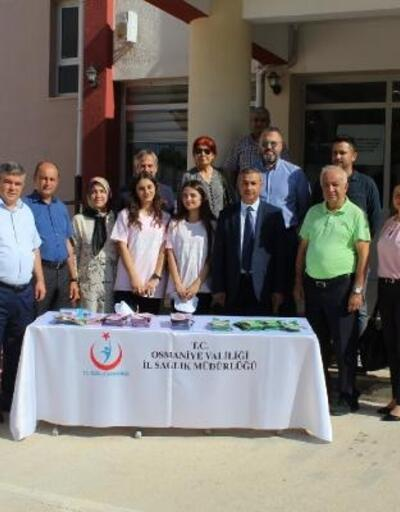 Osmaniye'de meme kanserine farkındalık etkinlikleri