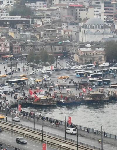 Eminönü'ndeki balıkçılar yürütmeyi durdurma kararı için mahkemeye başvurdu