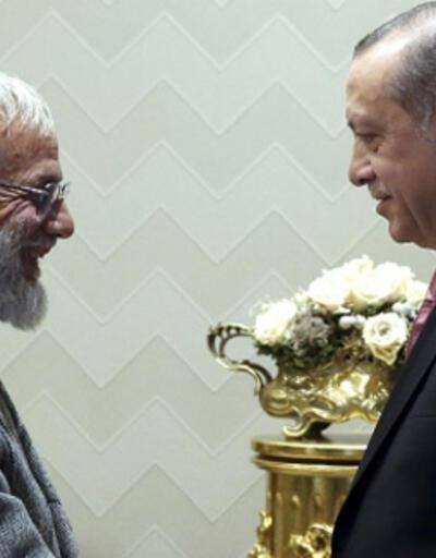Cumhurbaşkanı Erdoğan, Yusuf İslam'ı kabul etti