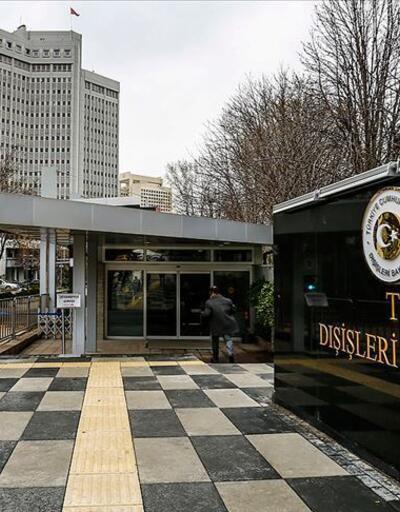 Fransa'nın Ankara Büyükelçisi, Dışişleri Bakanlığı'na çağrıldı