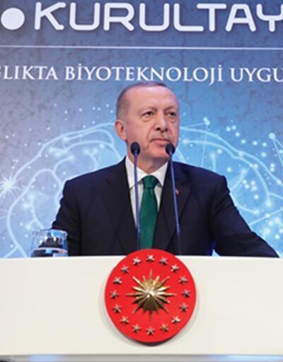 Cumhurbaşkanı Erdoğan'dan yerli ilaç açıklaması