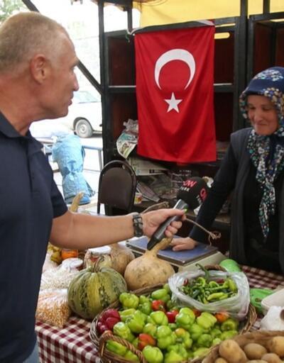 İstanbul'un ilk ve tek yeryüzü pazarı