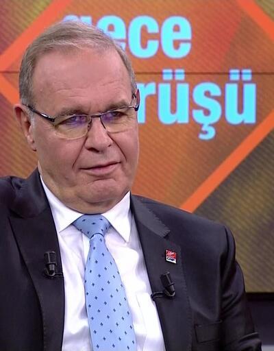 Faik Öztrak, CNN TÜRK'te açıklamalarda bulundu