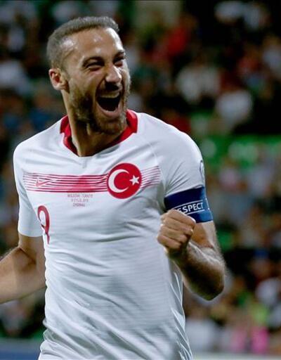 Cenk Tosun: Futbolcu olduğumu EURO 2016'da anladım