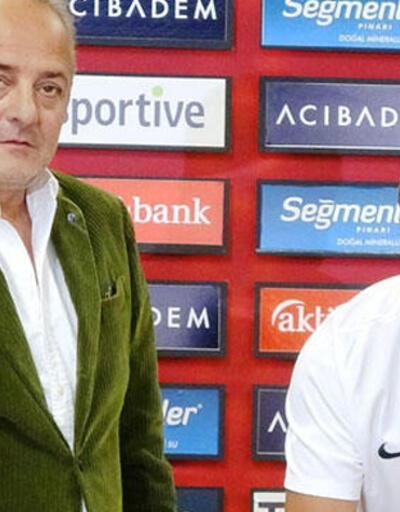 Hamza Hamzaoğlu Gençlerbirliği'yle sözleşme imzaladı