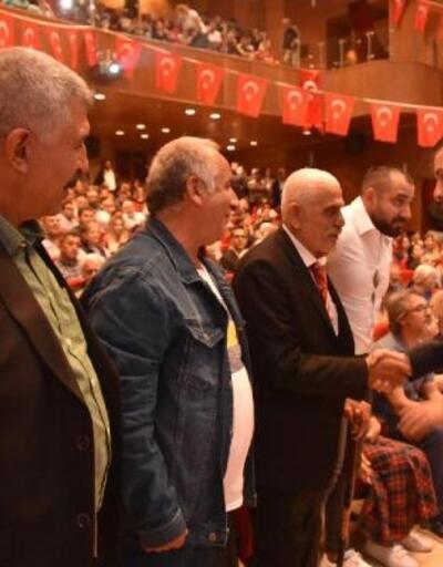 Ceyhan'da Yılmaz Güney'i anma etkinliği