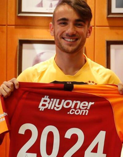 Galatasaray Yunus Akgün'ün sözleşmesini uzattı