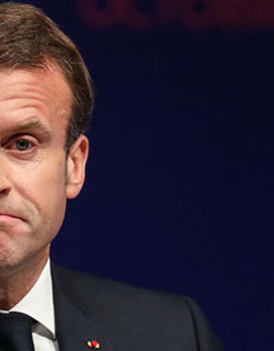 Macron'a sert tepki: Ukala
