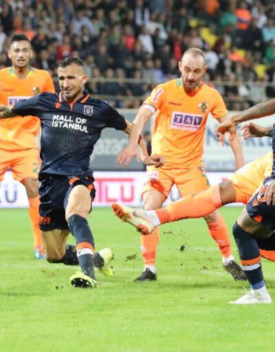 Aytemiz Alanyaspor-Medipol Başakşehir: 0-0