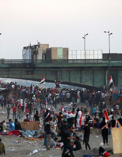 Irak'ta sivil itaatsizlik eylemleri