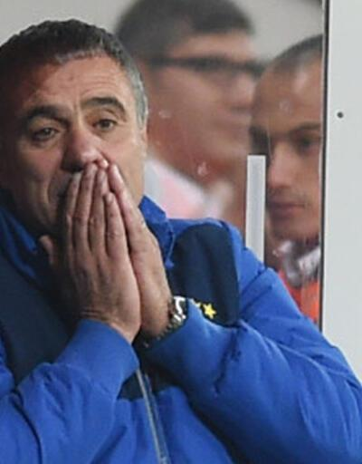 Fenerbahçe'nin 10 topu direkten döndü