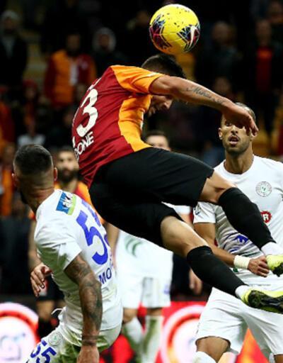Galatasaray'ın yeni Elmander'i