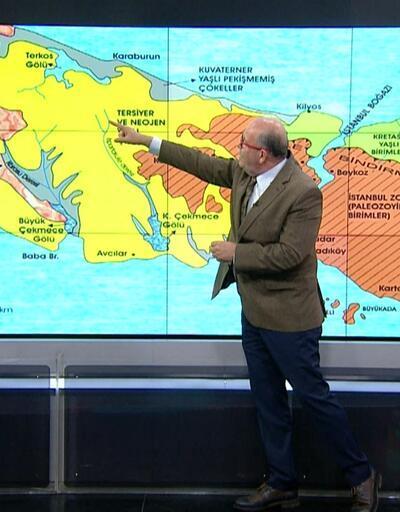 İşte İstanbul'un jeolojik röntgeni! Hangi bölgeler daha dayanıklı?