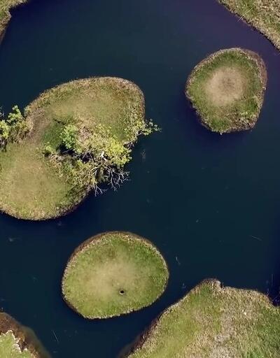 Yüzen Adalar'a ziyaretçi akını