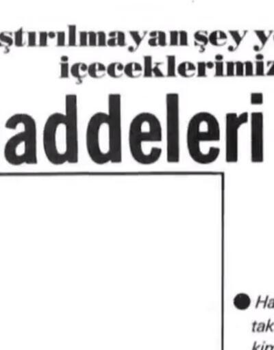 Türkiye'nin hileli gıda çilesi