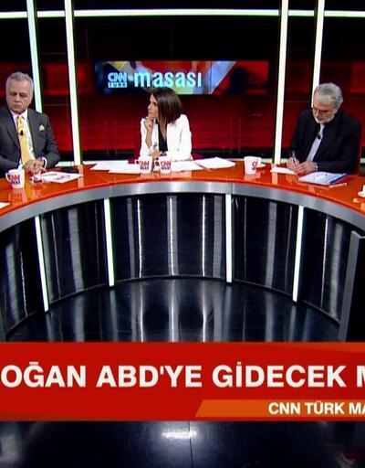 Erdoğan ABD'ye gitmeli mi? Trump'ın mektubunun karşılığı ne olacak? CNN TÜRK Masası'nda tartışıldı