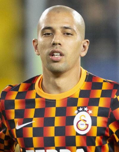 Feghouli'ye 75 bin euro bonus