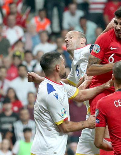 Andorra maçının bilet satışı tamamlandı
