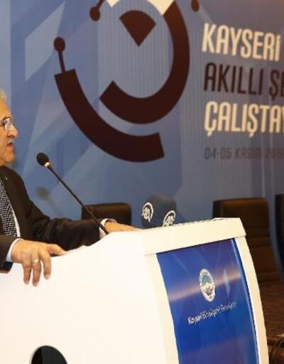 Kayseri'de 'Akıllı Şehircilik' çalıştayı