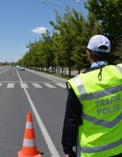 Niğde'de 1 ayda 1 milyon 665 bin TL trafik cezası kesildi