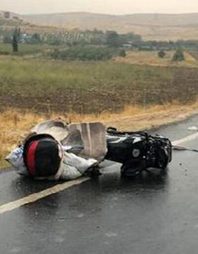 Babasının öldüğü kazada yaralanan oğlu da 6 gün sonra öldü
