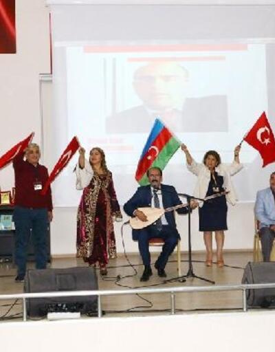 Tarsus'ta müzik ve şiir gecesi