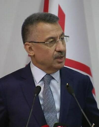 """Cumhurbaşkanı Yardımcısı Fuat Oktay: """"Millileşme en stratejik ihtiyacımızdır"""""""